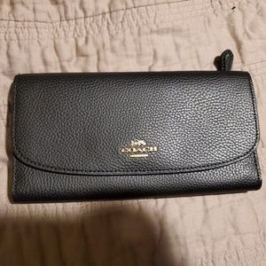 Women's coach wallet